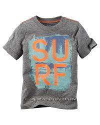 Surf Tee крутая футболка от картерс Carters 12M
