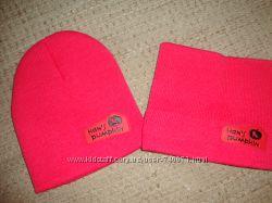 Продам комплект шапка снуд на 1-2 года