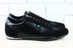 Стильные комбинированные мужские кроссовки. 4 модели