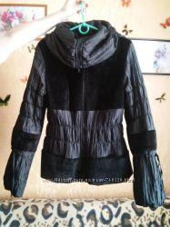 Куртка женская демисезонная фирмы Plaza бу в идеальном состоянии