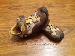 кожаные кроссовки Ricosta 22 р. 14, 5 см.