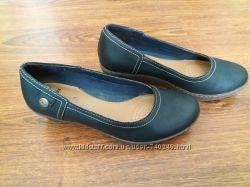 кожаные туфли Clark&acutes 4 р.