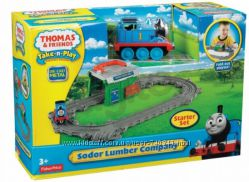 Thomas The Train Take-n-Play Thomas at The Sodor Lumber Mill