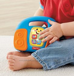 Fisher-Price Laugh and Learn Learning Music Player Музыкальный плеер