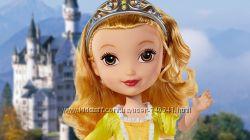 Принцесса Эмбер Mattel Disney Sofia The First 23 см Amber Doll