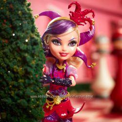 Картли Джестер Ever After High Way Too Wonderland Courtly Jester Doll