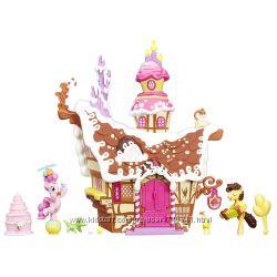 Коллекционный игровой набор My Little Pony Сахарный дворец