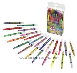 Crayola Крайола краски и карандаши