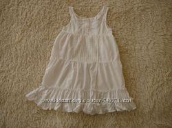 Платье хлопковое Benetton