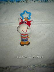 Развивающая игрушка Playgro Корова