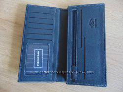Портмоне, кошелёк, бумажник кожа