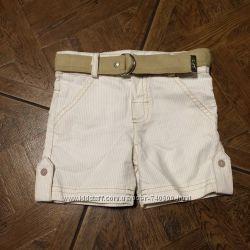 Продам стильные шорты 3-6мес