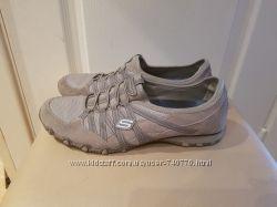 Кроссовки SKECHERS на ногу 27 см. Замша