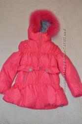 Зимний пуховик для девочки Snowimage Junior