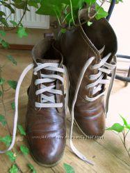 Ботинки кожа туфли Timberland