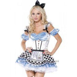 костюм пікова дама і білосніжка  рр44М