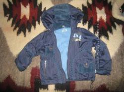 Продам куртку на мальчика. Осень-весна. Украиский производитель