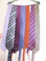 Продам б. у. фирменные галстуки итальянские.