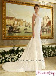 Эксклюзивное новое свадебное платье только для тебя