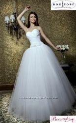 Новые элегантные свадебные платья