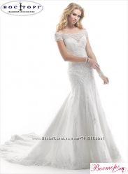 Новые красивые свадебные платья за пол цены