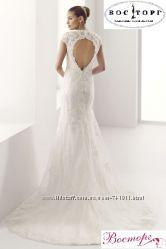 Свадебное платье. Модель 2017 года.
