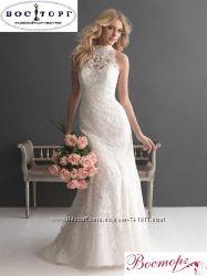 Великолепное новое свадебное платье