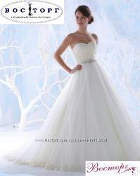 Превосходное свадебное платье за пол цены