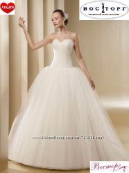 Шикарное свадебное платье для принцессы