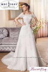 Акция - эксклюзивное свадебное платье по супер цене