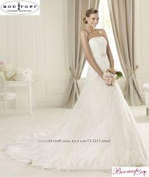 Неповторимое и стильное свадебное платье недорого