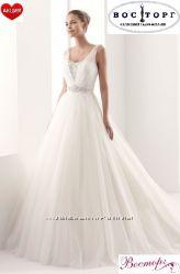 9605b90c5ff Лёгкое изящное свадебное платье