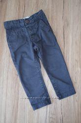 Стильные джинсы 9-12 мес