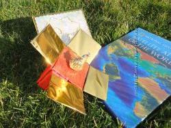 Супутник Січ 2 Тематичні подарунки для діток