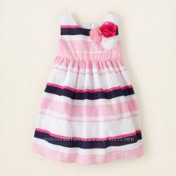 платье и босоножки Childrens Place 2т