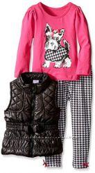 разные костюмы комплекты Nannette 3т, 4т и 6 лет