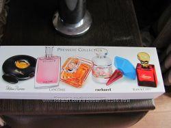 6в1. Премьер коллекция французской парфюмерии. Оригинал.