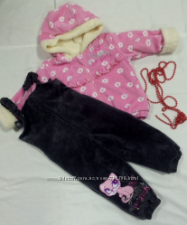 Тёплый костюм для девочки Gabbi р. 80