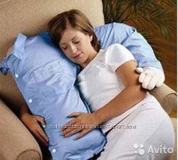 Подушка мужчина