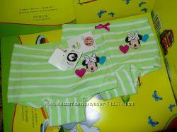 Трусики на девочку бренд Disney Дисней Германия новые размер110-116