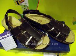 Босоножки Inblu Инблу кожаные новые размер 38, качественные