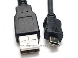 Микро USB кабель