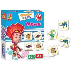 Настольные игры для самих маленьких Лото, домино, мемо