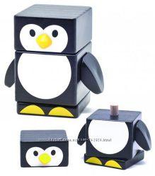 Пирамидка Пингвин со скидкой