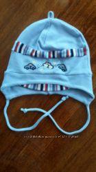 Шапочка лёгкая на малыша до 12 месяцев