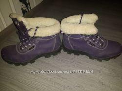 Женские зимние ботинки 37р.