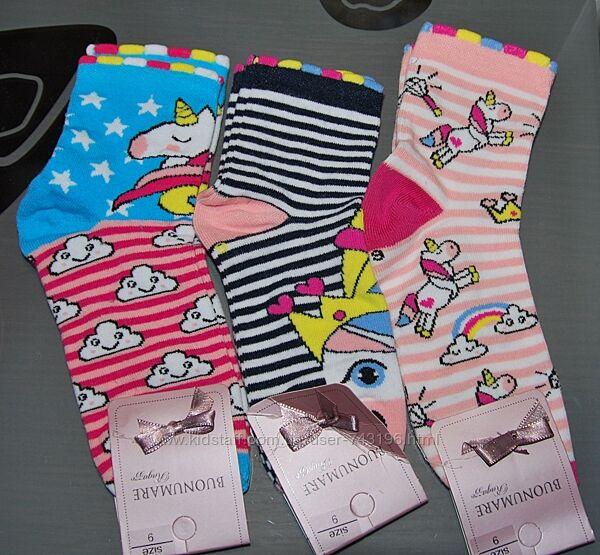 Демисезонные укороченные носки UCS Buonumare 1, 3, 5, 7, 9, 11, 13 Турция