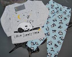 Пижама 2, 6 лет мишка панды турция матильда matilda
