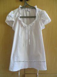 Легусенькая блуза для беременных р 46-48