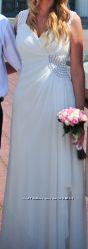 Воздушное свадебное или вечернее платье